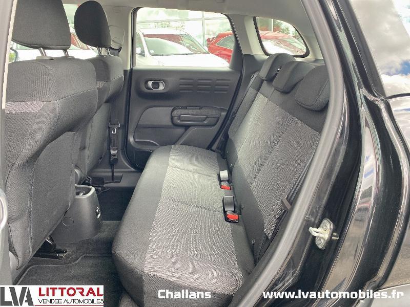 Photo 12 de l'offre de CITROEN C3 Aircross BlueHDi 100ch Feel à 13990€ chez Littoral Vendée Automobiles Challans
