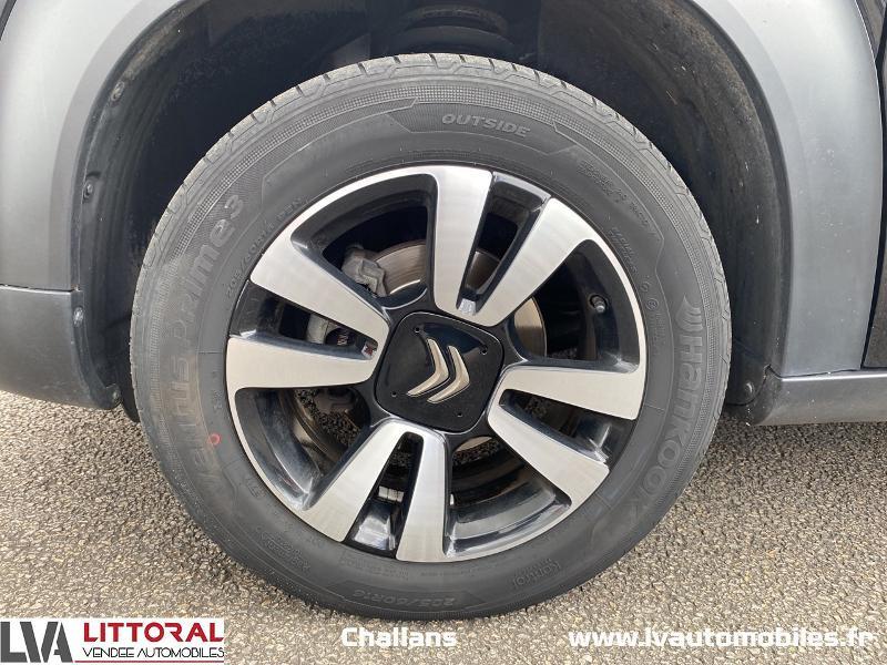 Photo 14 de l'offre de CITROEN C3 Aircross BlueHDi 100ch Feel à 13990€ chez Littoral Vendée Automobiles Challans