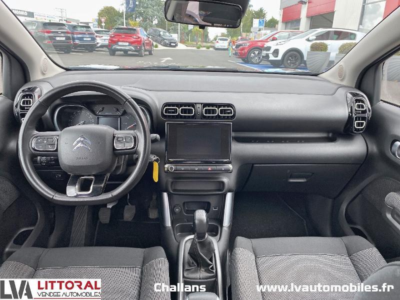 Photo 4 de l'offre de CITROEN C3 Aircross BlueHDi 100ch Feel à 13990€ chez Littoral Vendée Automobiles Challans