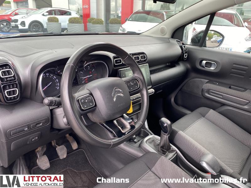 Photo 11 de l'offre de CITROEN C3 Aircross BlueHDi 100ch Feel à 13990€ chez Littoral Vendée Automobiles Challans