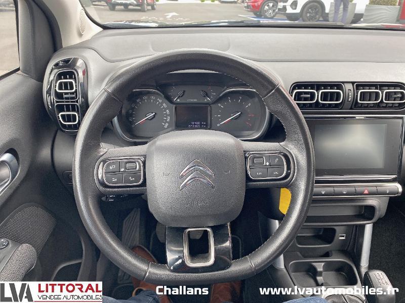 Photo 6 de l'offre de CITROEN C3 Aircross BlueHDi 100ch Feel à 13990€ chez Littoral Vendée Automobiles Challans