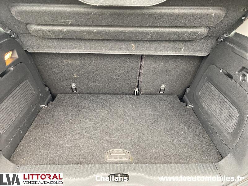 Photo 13 de l'offre de CITROEN C3 Aircross BlueHDi 100ch Feel à 13990€ chez Littoral Vendée Automobiles Challans