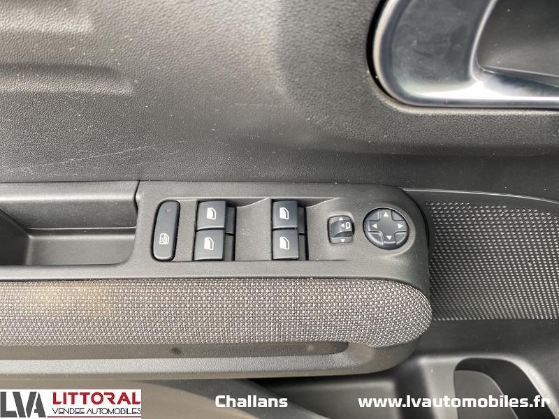 Photo 15 de l'offre de CITROEN C3 Aircross BlueHDi 100ch Feel à 13990€ chez Littoral Vendée Automobiles Challans