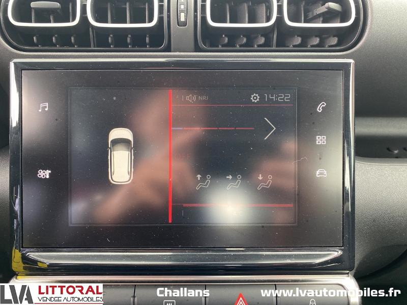 Photo 9 de l'offre de CITROEN C3 Aircross BlueHDi 100ch Feel à 13990€ chez Littoral Vendée Automobiles Challans