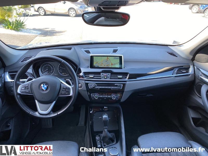 Photo 11 de l'offre de BMW X1 xDrive20dA 190ch xLine à 28990€ chez Littoral Vendée Automobiles Challans