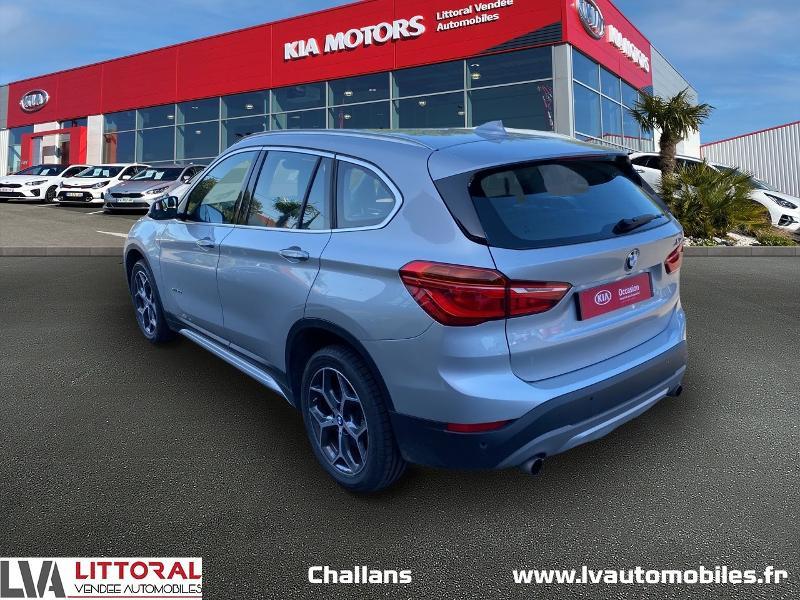 Photo 3 de l'offre de BMW X1 xDrive20dA 190ch xLine à 28990€ chez Littoral Vendée Automobiles Challans