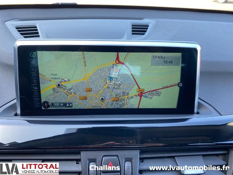 Photo 10 de l'offre de BMW X1 xDrive20dA 190ch xLine à 28990€ chez Littoral Vendée Automobiles Challans