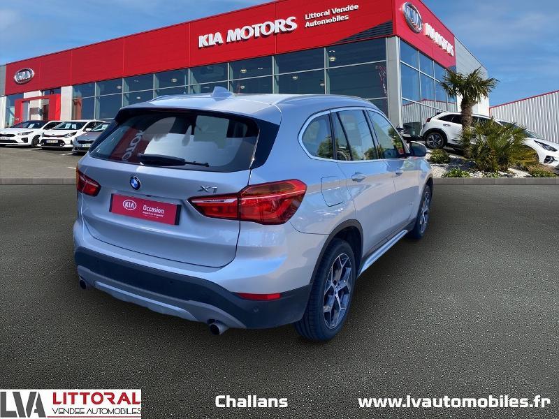 Photo 2 de l'offre de BMW X1 xDrive20dA 190ch xLine à 28990€ chez Littoral Vendée Automobiles Challans