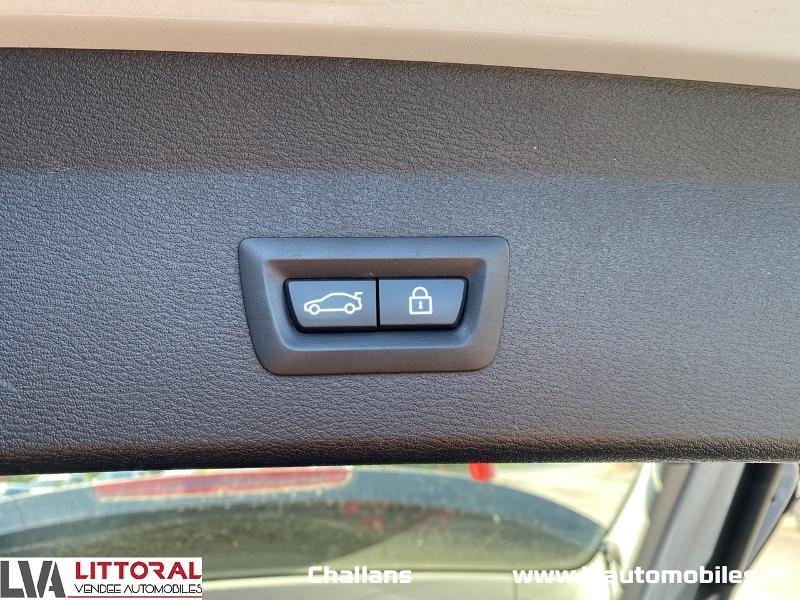 Photo 15 de l'offre de BMW X1 xDrive20dA 190ch xLine à 28990€ chez Littoral Vendée Automobiles Challans