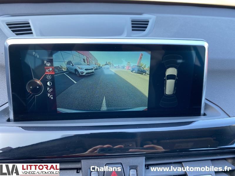 Photo 9 de l'offre de BMW X1 xDrive20dA 190ch xLine à 28990€ chez Littoral Vendée Automobiles Challans
