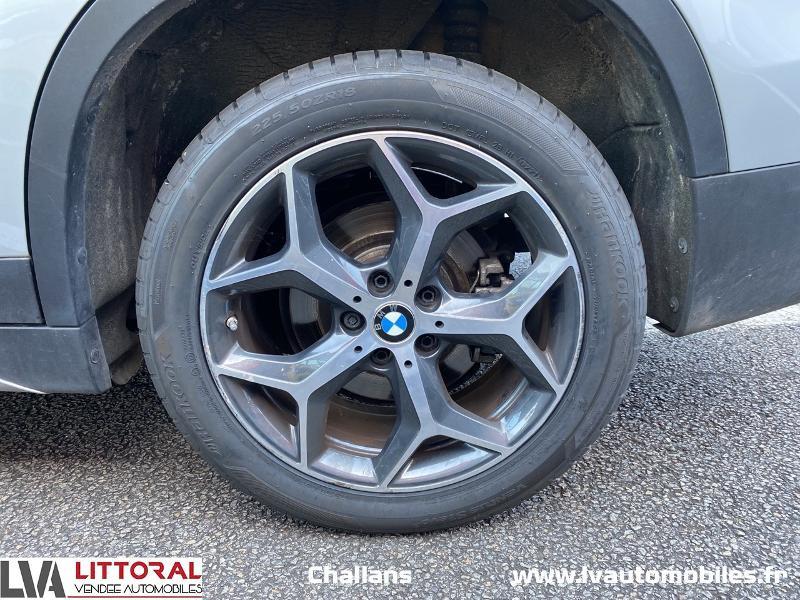 Photo 14 de l'offre de BMW X1 xDrive20dA 190ch xLine à 28990€ chez Littoral Vendée Automobiles Challans
