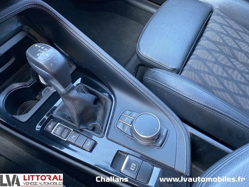 Photo 7 de l'offre de BMW X1 xDrive20dA 190ch xLine à 28990€ chez Littoral Vendée Automobiles Challans