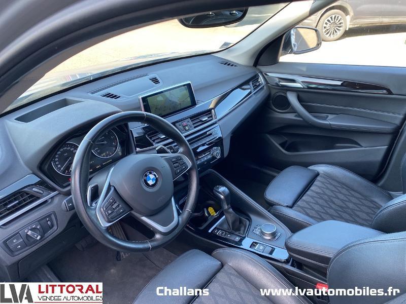 Photo 4 de l'offre de BMW X1 xDrive20dA 190ch xLine à 28990€ chez Littoral Vendée Automobiles Challans