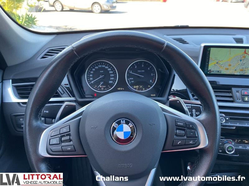Photo 6 de l'offre de BMW X1 xDrive20dA 190ch xLine à 28990€ chez Littoral Vendée Automobiles Challans
