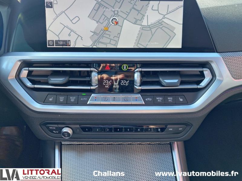 Photo 8 de l'offre de BMW Serie 3 Touring 320dA 190ch M Sport à 41990€ chez Littoral Vendée Automobiles Challans