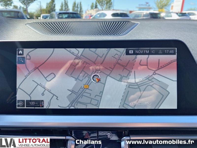 Photo 10 de l'offre de BMW Serie 3 Touring 320dA 190ch M Sport à 41990€ chez Littoral Vendée Automobiles Challans