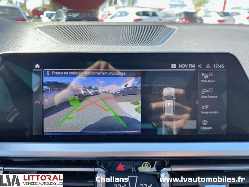 Photo 9 de l'offre de BMW Serie 3 Touring 320dA 190ch M Sport à 41990€ chez Littoral Vendée Automobiles Challans
