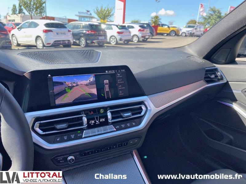 Photo 11 de l'offre de BMW Serie 3 Touring 320dA 190ch M Sport à 41990€ chez Littoral Vendée Automobiles Challans