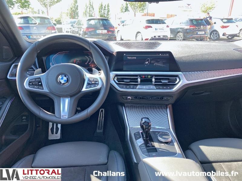Photo 4 de l'offre de BMW Serie 3 Touring 320dA 190ch M Sport à 41990€ chez Littoral Vendée Automobiles Challans