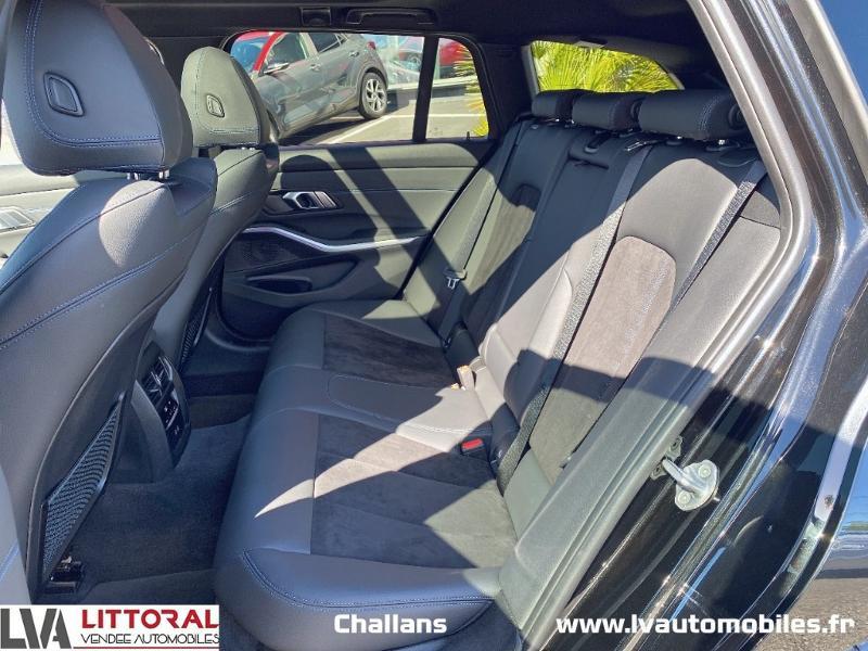 Photo 12 de l'offre de BMW Serie 3 Touring 320dA 190ch M Sport à 41990€ chez Littoral Vendée Automobiles Challans