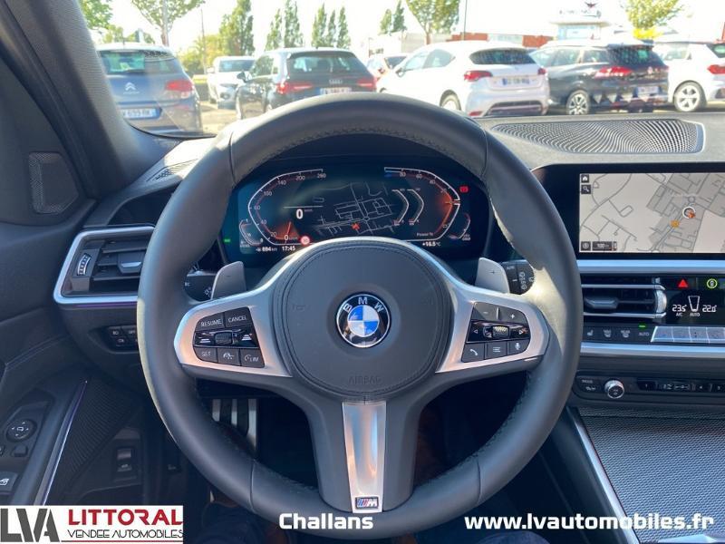 Photo 6 de l'offre de BMW Serie 3 Touring 320dA 190ch M Sport à 41990€ chez Littoral Vendée Automobiles Challans