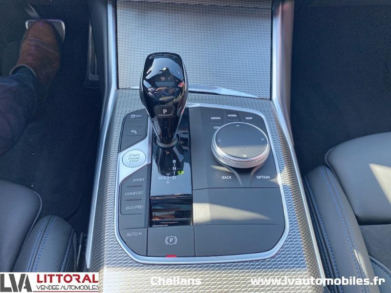 Photo 7 de l'offre de BMW Serie 3 Touring 320dA 190ch M Sport à 41990€ chez Littoral Vendée Automobiles Challans