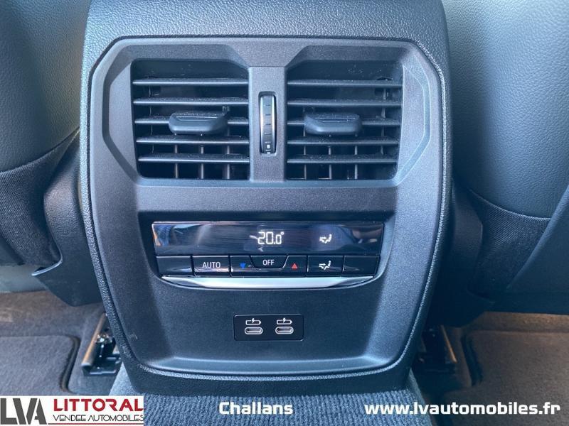Photo 19 de l'offre de BMW Serie 3 Touring 320dA 190ch M Sport à 41990€ chez Littoral Vendée Automobiles Challans