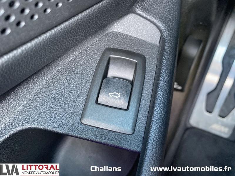 Photo 16 de l'offre de BMW Serie 3 Touring 320dA 190ch M Sport à 41990€ chez Littoral Vendée Automobiles Challans
