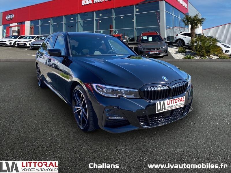 Photo 1 de l'offre de BMW Serie 3 Touring 320dA 190ch M Sport à 41990€ chez Littoral Vendée Automobiles Challans