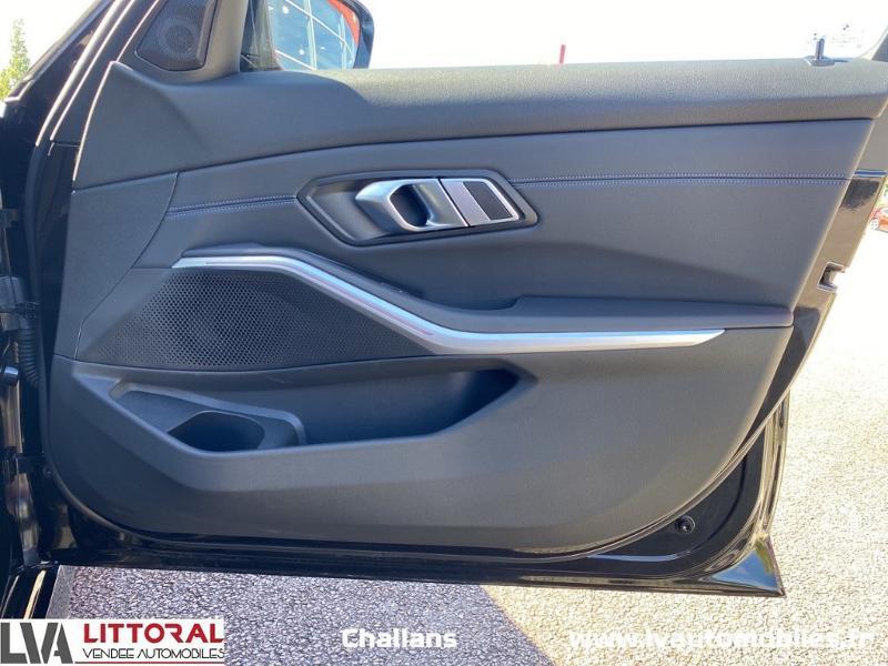 Photo 17 de l'offre de BMW Serie 3 Touring 320dA 190ch M Sport à 41990€ chez Littoral Vendée Automobiles Challans