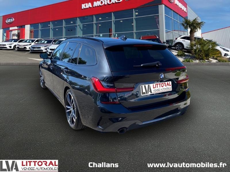 Photo 3 de l'offre de BMW Serie 3 Touring 320dA 190ch M Sport à 41990€ chez Littoral Vendée Automobiles Challans