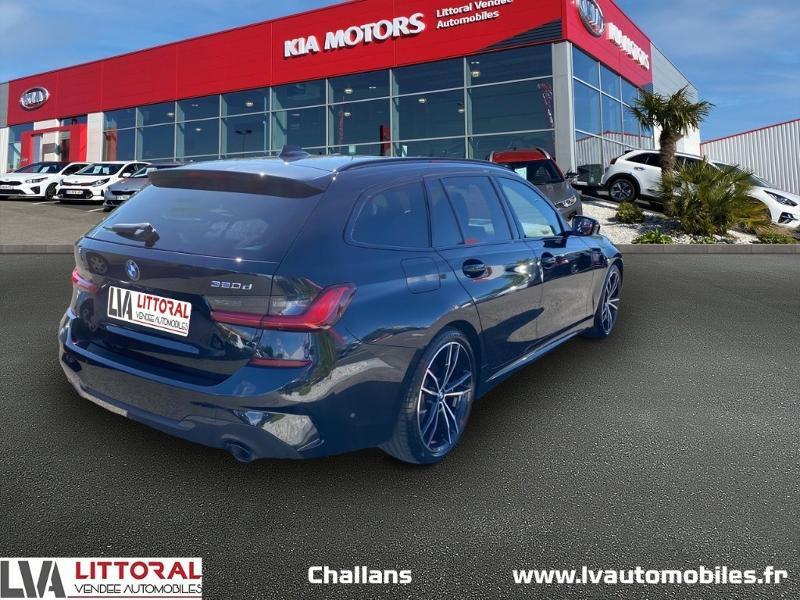 Photo 2 de l'offre de BMW Serie 3 Touring 320dA 190ch M Sport à 41990€ chez Littoral Vendée Automobiles Challans