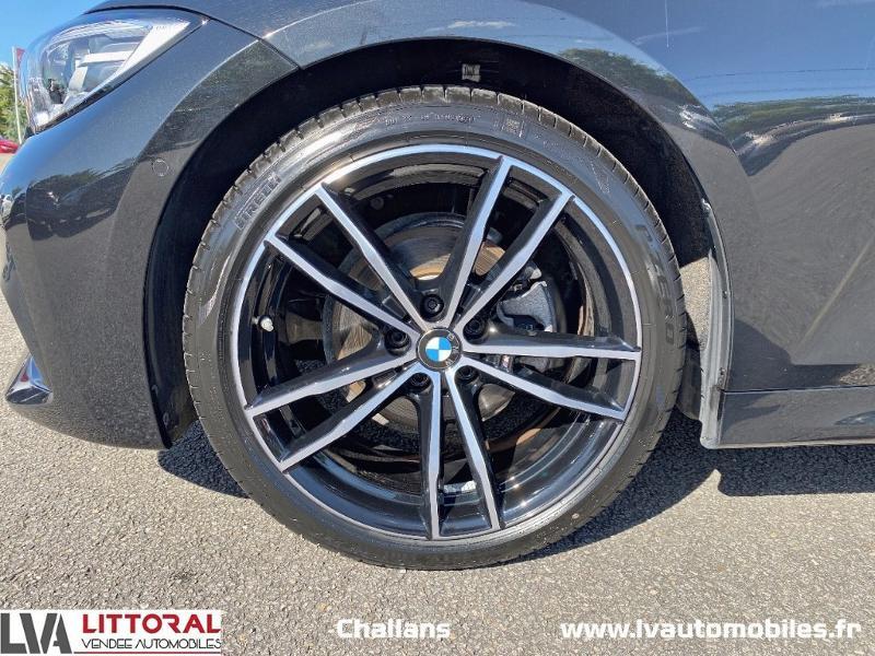 Photo 14 de l'offre de BMW Serie 3 Touring 320dA 190ch M Sport à 41990€ chez Littoral Vendée Automobiles Challans