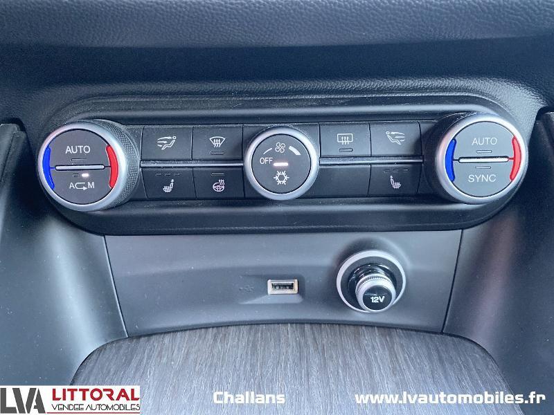 Photo 8 de l'offre de ALFA ROMEO Stelvio 2.2 Diesel 210ch Lusso Q4 AT8 à 31990€ chez Littoral Vendée Automobiles Challans