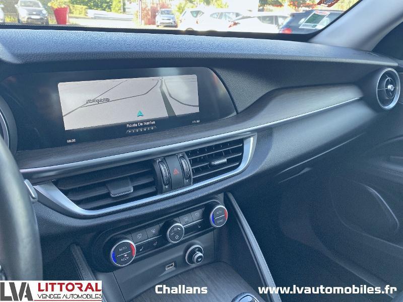 Photo 11 de l'offre de ALFA ROMEO Stelvio 2.2 Diesel 210ch Lusso Q4 AT8 à 31990€ chez Littoral Vendée Automobiles Challans