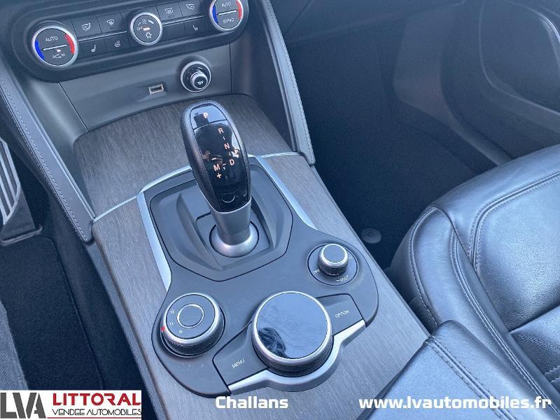 Photo 7 de l'offre de ALFA ROMEO Stelvio 2.2 Diesel 210ch Lusso Q4 AT8 à 31990€ chez Littoral Vendée Automobiles Challans