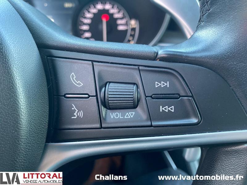 Photo 20 de l'offre de ALFA ROMEO Stelvio 2.2 Diesel 210ch Lusso Q4 AT8 à 31990€ chez Littoral Vendée Automobiles Challans
