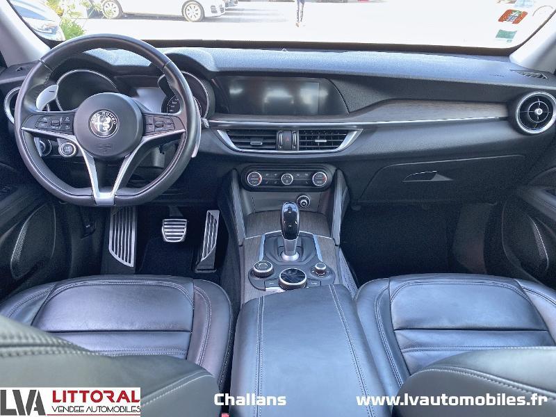 Photo 4 de l'offre de ALFA ROMEO Stelvio 2.2 Diesel 210ch Lusso Q4 AT8 à 31990€ chez Littoral Vendée Automobiles Challans