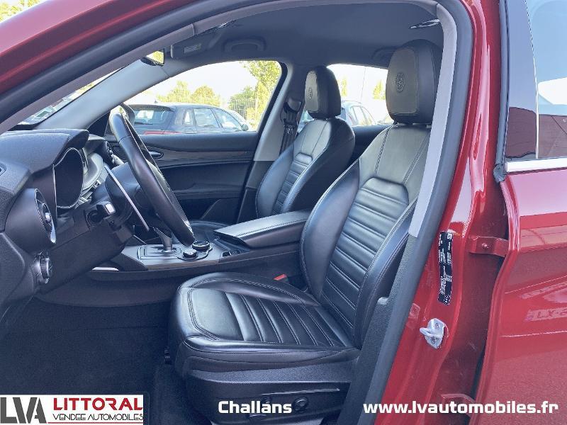 Photo 5 de l'offre de ALFA ROMEO Stelvio 2.2 Diesel 210ch Lusso Q4 AT8 à 31990€ chez Littoral Vendée Automobiles Challans