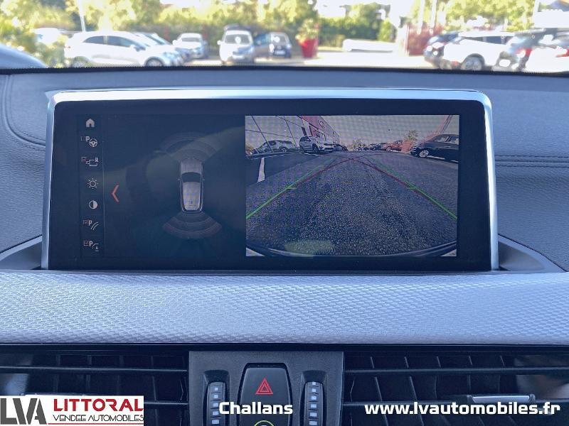 Photo 9 de l'offre de BMW X2 sDrive18dA 150ch M Sport X Euro6d-T à 35990€ chez Littoral Vendée Automobiles Challans