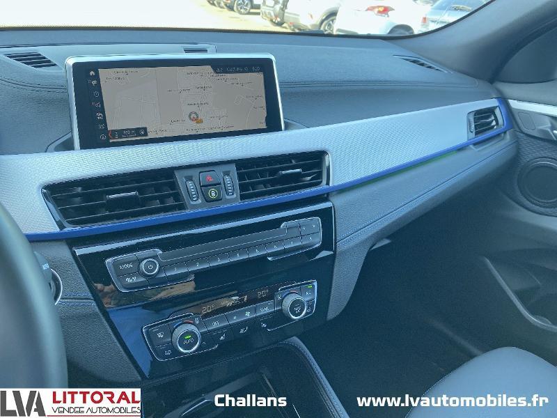 Photo 11 de l'offre de BMW X2 sDrive18dA 150ch M Sport X Euro6d-T à 35990€ chez Littoral Vendée Automobiles Challans
