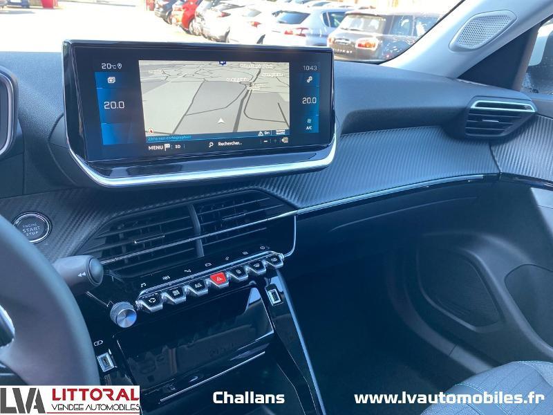 Photo 11 de l'offre de PEUGEOT 2008 1.5 BlueHDi 130ch S&S Allure Pack EAT8 à 28990€ chez Littoral Vendée Automobiles Challans