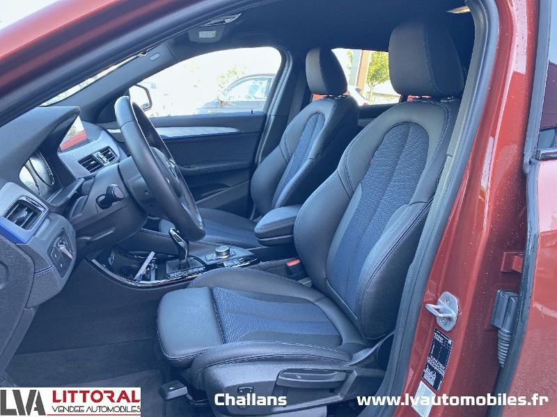 Photo 5 de l'offre de BMW X2 sDrive18dA 150ch M Sport X Euro6d-T à 35990€ chez Littoral Vendée Automobiles Challans