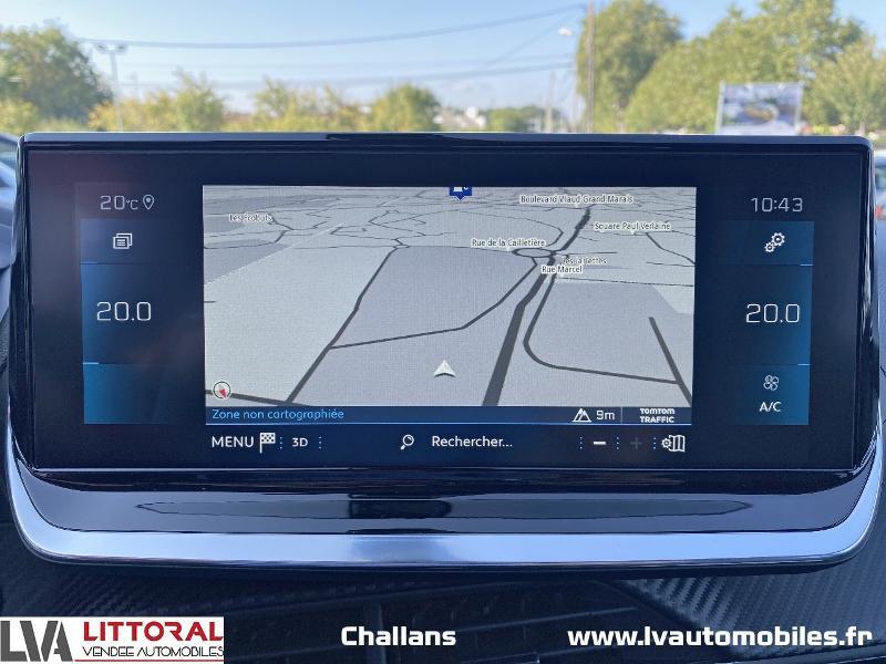 Photo 10 de l'offre de PEUGEOT 2008 1.5 BlueHDi 130ch S&S Allure Pack EAT8 à 28990€ chez Littoral Vendée Automobiles Challans