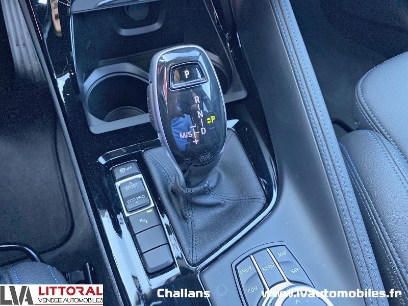 Photo 7 de l'offre de BMW X2 sDrive18dA 150ch M Sport X Euro6d-T à 35990€ chez Littoral Vendée Automobiles Challans