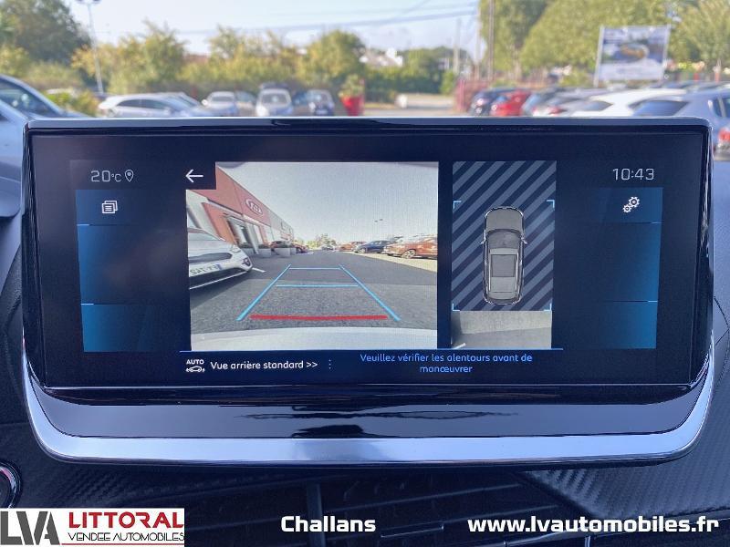 Photo 9 de l'offre de PEUGEOT 2008 1.5 BlueHDi 130ch S&S Allure Pack EAT8 à 28990€ chez Littoral Vendée Automobiles Challans