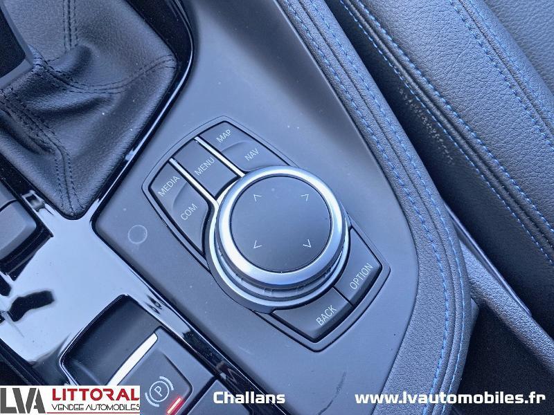 Photo 19 de l'offre de BMW X2 sDrive18dA 150ch M Sport X Euro6d-T à 35990€ chez Littoral Vendée Automobiles Challans