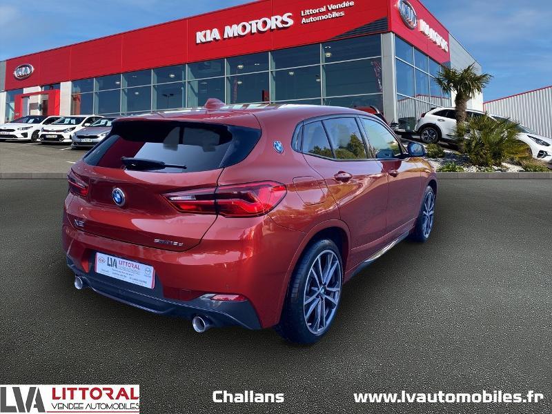 Photo 2 de l'offre de BMW X2 sDrive18dA 150ch M Sport X Euro6d-T à 35990€ chez Littoral Vendée Automobiles Challans