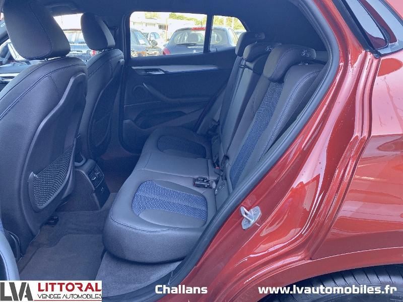 Photo 12 de l'offre de BMW X2 sDrive18dA 150ch M Sport X Euro6d-T à 35990€ chez Littoral Vendée Automobiles Challans