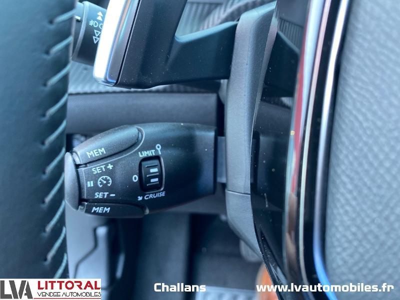 Photo 18 de l'offre de PEUGEOT 2008 1.5 BlueHDi 130ch S&S Allure Pack EAT8 à 28990€ chez Littoral Vendée Automobiles Challans